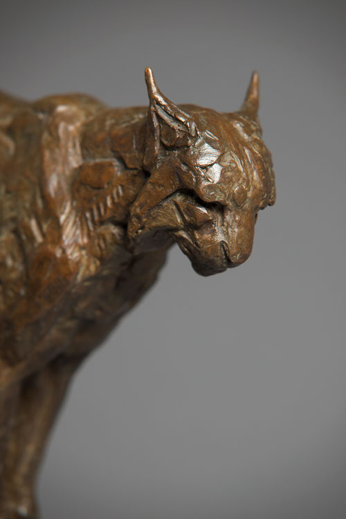 Lynx Maquette - close up